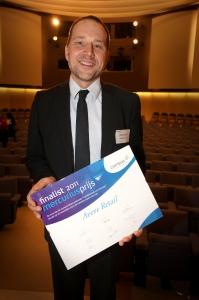 Het project 'werkplezier' haalde de tweede plaats in de COMEOS Mercuriusprijs ...